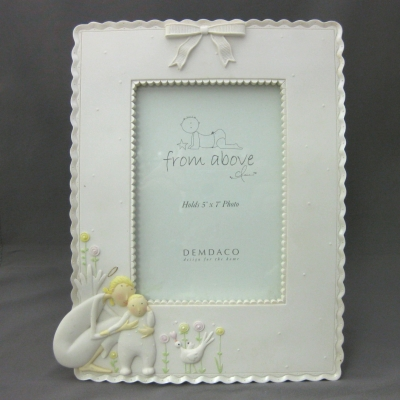 Angel and Baby picture frame