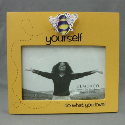 Bee Yourself frame