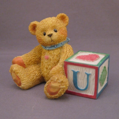 Alphabet Block mini - U
