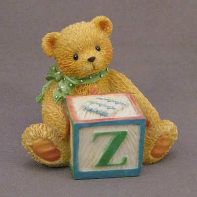 Alphabet Block mini - Z