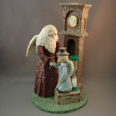 Father Time - Annual Figurine