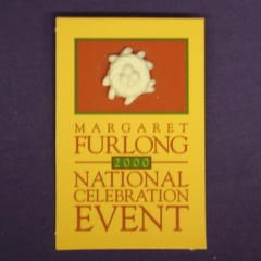 2000 National Celebration Tack Pin