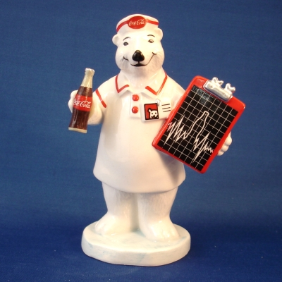 Coca-Cola (TM) Polar Bear Figurines