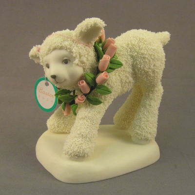2004 Easter Collectible Standing Lamb
