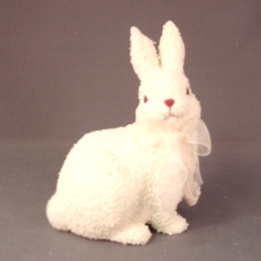 2008 Easter Collectible Bunny, Small