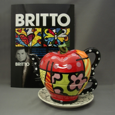 Apple Tea-for-One - Britto