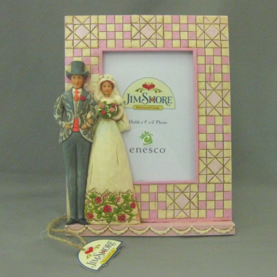 Bride & Groom Frame