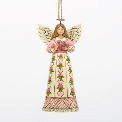 2013 Breast Cancer Angel Ornament