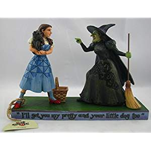 Witch and Dorothy