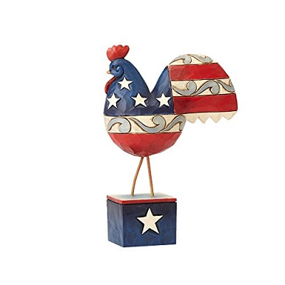 Flag Rooster, Mini