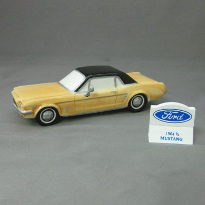 1964 1/2 Ford Mustang - Yellow
