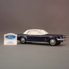 1964 1/2 Ford Mustang - Blue