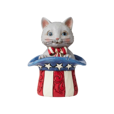 Patriotic Kitten, Mini