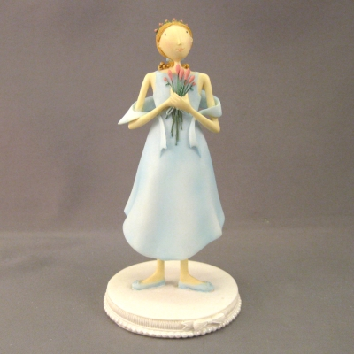 Bridesmaid figurine