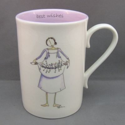 Best Wishes mug