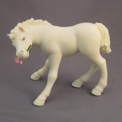 2009 Easter Collectible Standing Pony