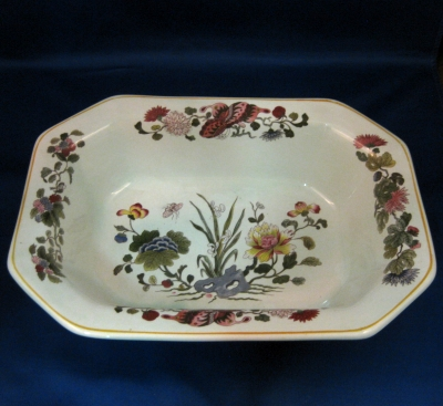 Adams Ming Jade oval vegetable bowl