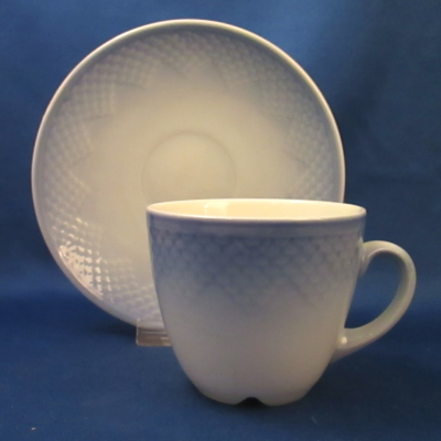 Bing & Grondahl Sea Shell (Hotel 1022) cup & saucer