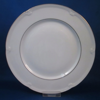 Block Classic Gold salad plate