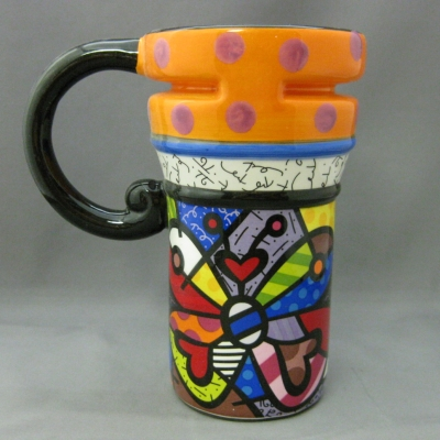 Butterfly Commuter Mug