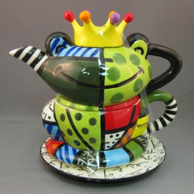 Frog Tea-for-One