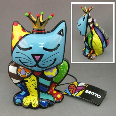 Royalty Cat - figure