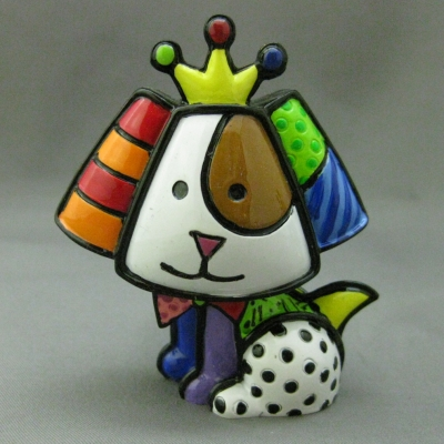 Royalty (Dog with Crown) Mini Figure