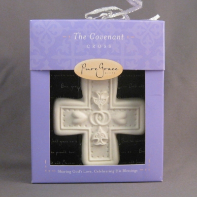 The Covenant Cross ornament