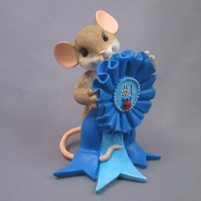 You Are the Best (blue ribbon)