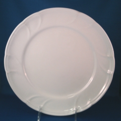 Noritake Centennial White dinner and salad plates