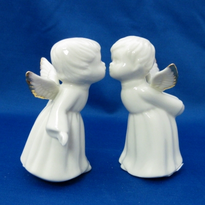 Kissing Angels salt & pepper - Cosmos