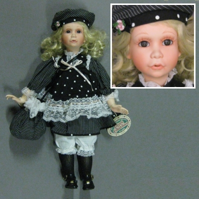 Kate - Cottage Collectible Artist Doll