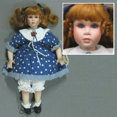 Penny - Cottage Collectibles Artist Doll