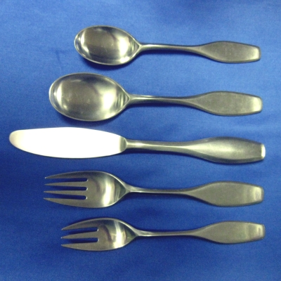 Dansk Fairwind, Stainless 5 pc place setting