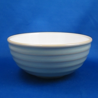 Dansk Reactic Sage cereal bowl
