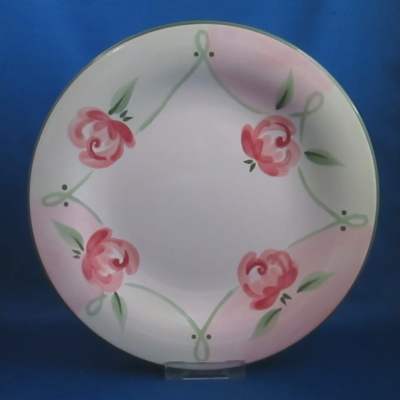 Dansk Rumba Rose salad plate