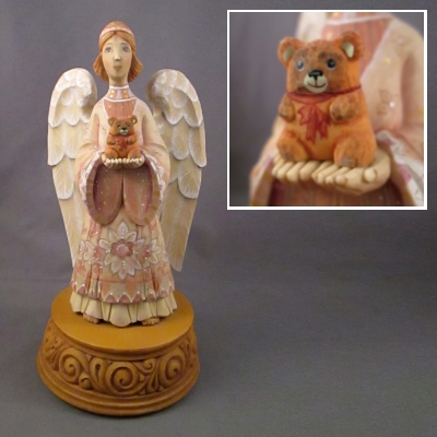 The Gift - Teddy Guardian Angel