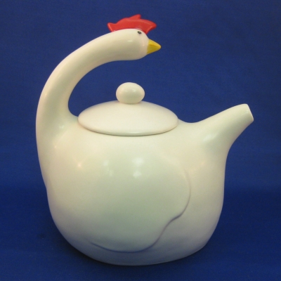 Chicken teapot - Department 56