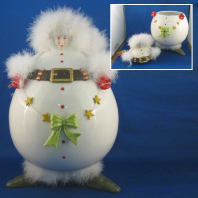 Krinkles Cookie Jar - Department 56