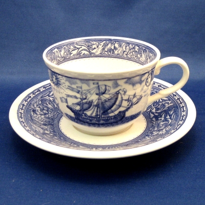 Nikko Discovery 1942 cup & saucer