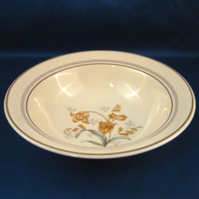 Noritake Dutch Treat cereal/soup bowl