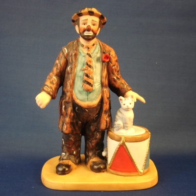 Emmett Kelly by Dave Grossman Creations
