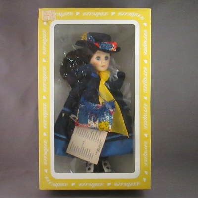 Effanbee Mary Poppins doll