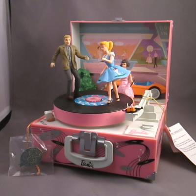 "Barbie ""Let's Go to the Hop"" Action Musical"