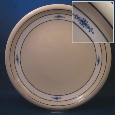 Epoch New Stockholm dinner plate