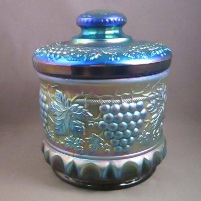"Favrene ""Grape and Cable"" tobacco jar"