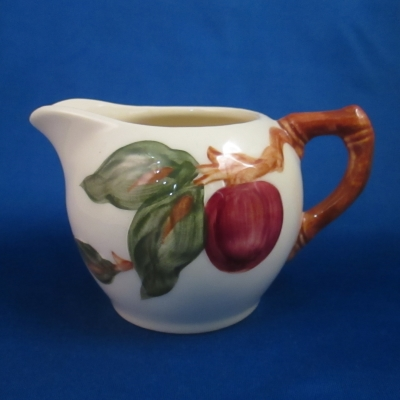 Franciscan Apple (American) individual creamer