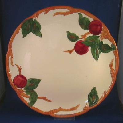 Franciscan Apple (American) chop plate/round platter