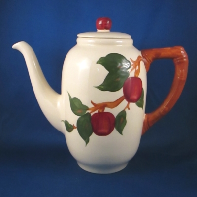 Franciscan Apple (American) coffee pot