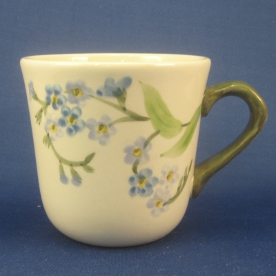 Franciscan Forget-Me-Not cup